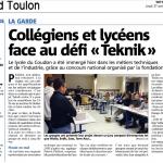 FACE Var - article Var Matin 27/04