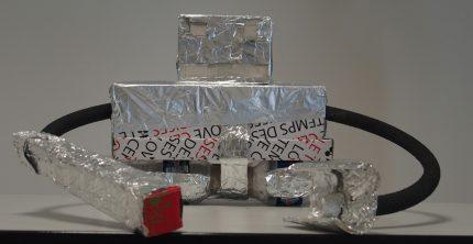 Maquette d'un robot - projet élèves